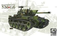 1/35 AFV 35S82 -  NM116 TANK  ROYAL NORWEGIAN ARMY  Plastic Model Kit