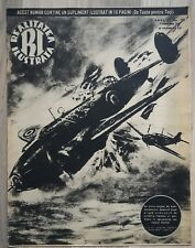 WWII,War,Italian Navy, Ships,Bette Davis,Fashion,Airplane,Romania Magazine 1941