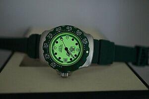 TAG Heuer  F1 Ladies  Quartz Rare Retro-Cool Lumi Watch 372.508