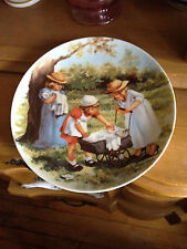 Bradex Knowles Office Hours Decorative Plate Playing Nurse