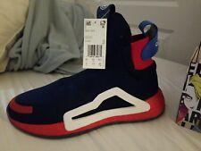 9693713cb173 Marvel Avengers x Adidas Next Level Basketball Shoes - Captain America( EF2257)