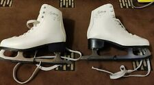 Sfr Galaxy figure ice skates / blades, uk size 5, very good condition