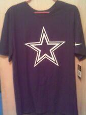 Nike DALLAS COWBOYS Star Logo T-Shirt Men's Size L BRAND NEW