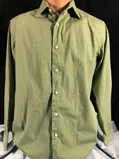 Banana Republic Stretch Classic Shirt Long Sleeve Casual Dress Mens Medium M