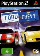 Ford Vs Chevy for Playstation 2 (2006 , PAL) (Sealed)