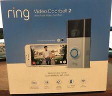 Ring Video DoorBell 2 WIFI Video Wireless doorbell ( New )