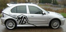 MG ZR ZT ZS side graphics set decals stickers graphics rally xpower touring car