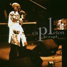 """CAPLETON """"LIVE AT NEGRIL JAMAICA"""" - CD"""