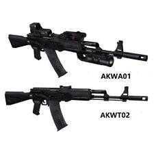 Diy Approx 98(L) 1/1 Ak74/Ak103 Assault Rifle 3D Paper Model Miliary Puzzle Kit