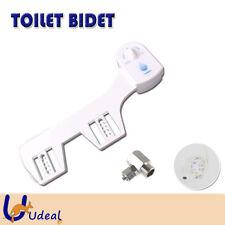 NEW Toilet Bidet Seat Bath while Hydraulic Bathroom Spray Water Wash Shower AU