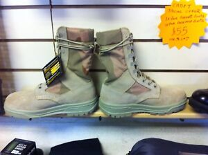 army cadet/ special forces cordura multicam boots size 5,6, 7