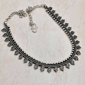 Vintage Ethnic Handmade Necklace Jewelry 27 Gms AN 95788