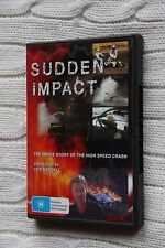 Sudden Impact: The Inside Story of the High Speed Crash (DVD), Like new