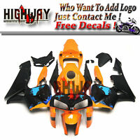 Orange Black Blue Injection ABS Fairing For Honda CBR600RR F5 05 06 Bodywork Kit