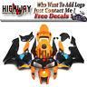 New Fairing Kit ABS Bodywork Cowling fit Honda CBR600RR F5 05 06 orange black