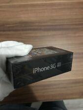 orig. Apple iPhone 3GS  8GB  Schwarz NEU noch eingeschweißt in Folie ungeöffnet