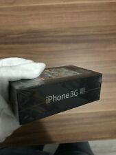 ORIG. Apple iPhone 3gs 8gb negro nuevo aún en blisters diapositiva sin abrir