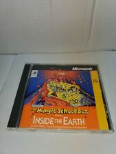 Microsoft Scholastic's The Magic School Bus Explores Inside the Earth