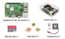 Raspberry Pi 3 Model B+ ( B Plus ) Game kit+Case+Fan(Latest 2018 Model 3B Plus)