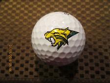 Logo Golf Ball-Ncaa.Saber Tooth Tigers Athletic Team.Help?
