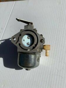 Briggs & Stratton Walbro Carburetor Off RUNNING Troy Bilt Chipper Vac 8 HP MODEL
