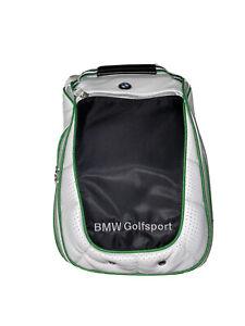 Ogio x BMW Golfsport Shoe Bag White/Green