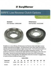 DODGE 68RFE LOW REVERSE CLUTCH SPRAG HD PERFORMANCE  by BorgWarner