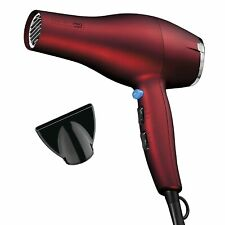 InfinitiPro Conair 1875W Blow Dryer Salon Professional Styling Tool Red