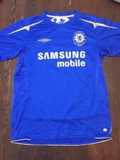 CHELSEA #6 Joey CENTENARY 05-06 FOOTBALL  JERSEY HOME UMBRO ORIGINAL Men's M