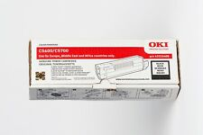 Oki C5600/C5700 Black Toner Cartridge 43324408