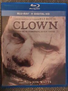 Clown Blu-ray Region A