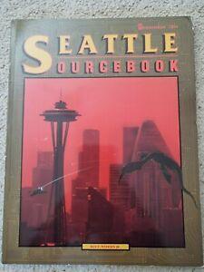 Seattle Sourcebook (Shadowrun)