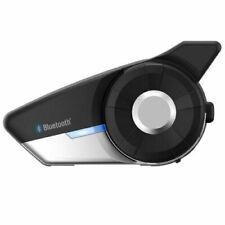 SENA 20S EVO Bluetooth Headset Intercom Communication Motorbike Motorcyle SINGLE