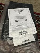 Chevrolet GMC Duramax Winterfront Grill/Lower Cover OEM GM 25822606