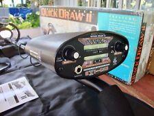 Bounty Hunter Quick Draw II Metal Detector Lightly Used