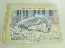 Elsa Beskow - Die Wichtelkinder - Reinbeker Kinderbücher Carlsen Verlag 1977 EA