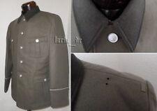 DDR frühe NVA Uniform Jacke 1972 mit schwarzen Kragen g52 german army tunic