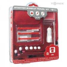 Nintendo 2DS Starter Bundle Travel car charger Kit Tomee  NEW SEALED
