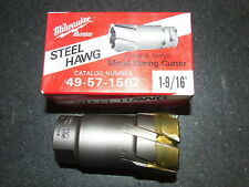 Milwaukee 1-13/16 Steel Hawg Carbid Metal Boring Cutter