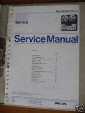 manuels de réparation PHILIPS N 7125 BOBINE POUR MOULINET, original
