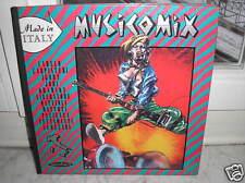 MUSICOMIX 1984 PAZIENZA,MATTIOLI,LIBERATORE,JORI,IGORT