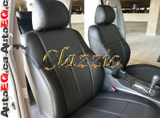 2008-2013 TOYOTA HIGHLANDER (2 ROW) | CLAZZIO LEATHER SEAT COVER (1ST+2ND ROW)
