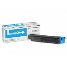 Original Kyocera TK5140C Cyan Laser Printer Toner Cartridge (1T02NRCNL0)