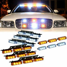 ASCENT 72 LED Grill Light Emergency Warning Strobe Flashing Offroad Work Lamp
