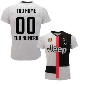Maglia Juventus Personalizzabile Replica Juve Campionato Serie A 2020 PS 36592