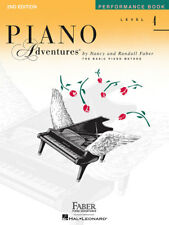 Faber Piano Adventures Level 4 Performance Book 2nd Edition 420185