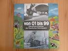 LP Von 01 bis 99 - Dampflokomotiven der Deutschen Reichsbahn, Litera 865252