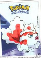 Pokémon Gotta catch'em all n° 118 - GOLDEEN - GOLDINI - POISSIRENE (A1068)
