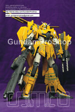SMS-123 1/100 conversion resin parts set for Zeta Gundam model kit sci fi Z
