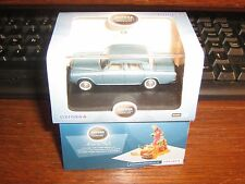OXFORD DIE-CAST - BENTLEY T2 SALOON - in CARIBBEAN BLUE - 00 gauge / 1:76 model